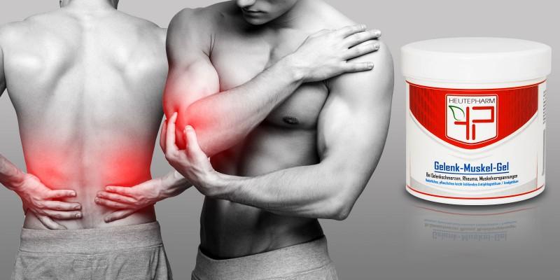 Pretsāpju gēls locītavām un muskuļiem