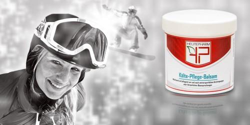 Kopjošs balzāms ādas aizsardzībai pret aukstuma iedarbību